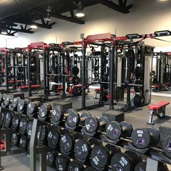 NJIT's 5,710 square foot fitness center has been beneficial to all of the Highlander programs, including lacrosse. The new center can fit over 45 student-athletes at once, compared to the old fitness area.