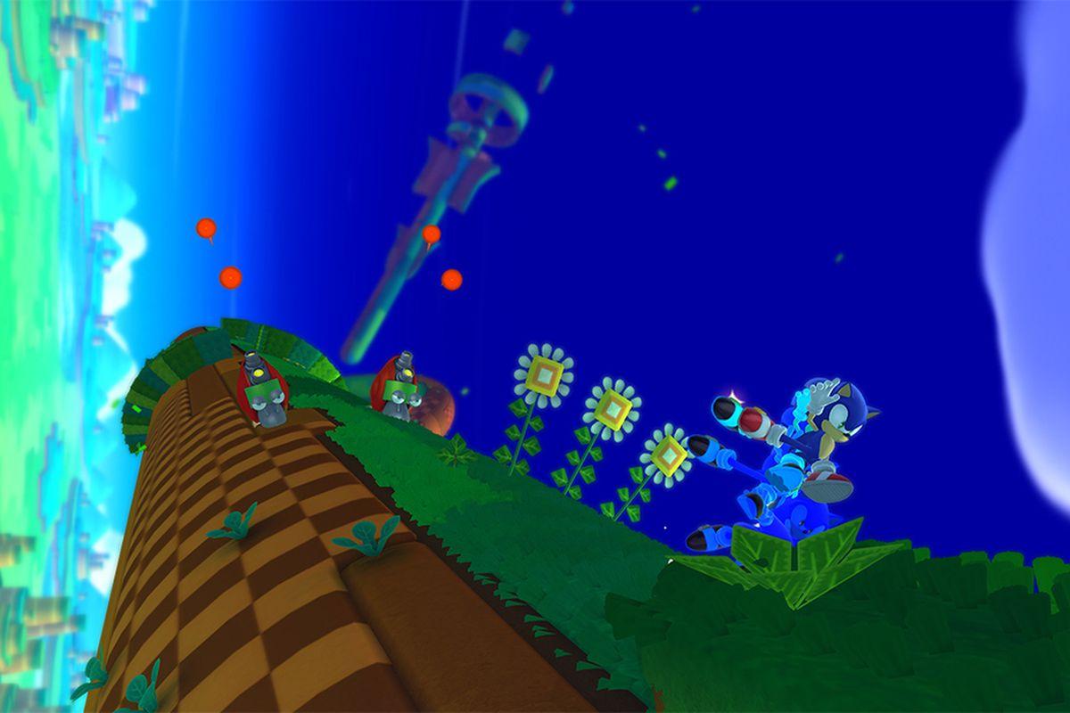 Sonic lost world | sega nerds part 3.