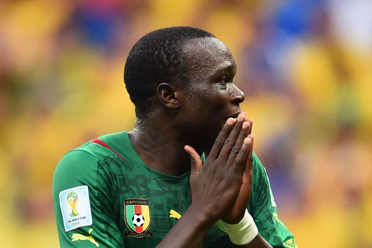 Cameroon vs egypt final score 2 1 vincent aboubakar wins 2017 photo by buda mendesgetty images sciox Choice Image