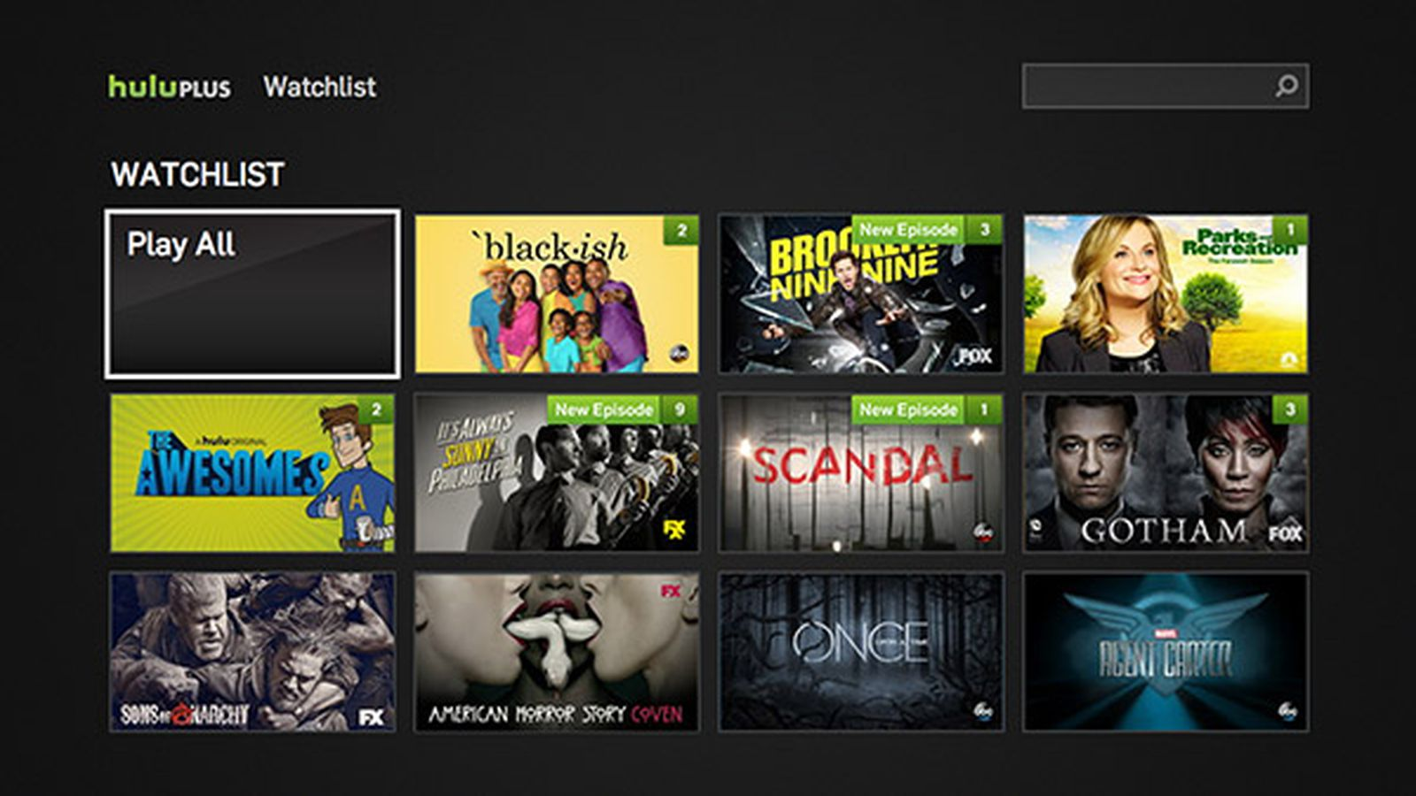 Hulu Is Now A Channel On Optimum Cable Boxes