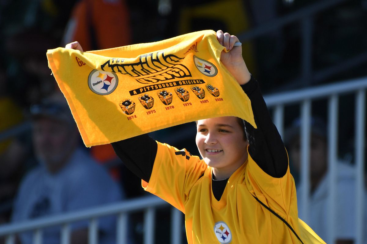 57b9a667 10 easy ways to prove you are the embodiment of the Steelers No. 1 ...