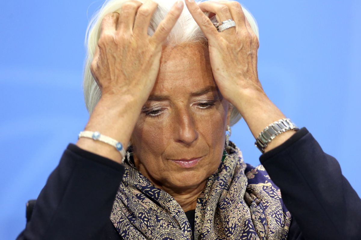Christine Lagarde, director of the International Monetary Fund, declined an invitation to speak at Smith College after student protests.