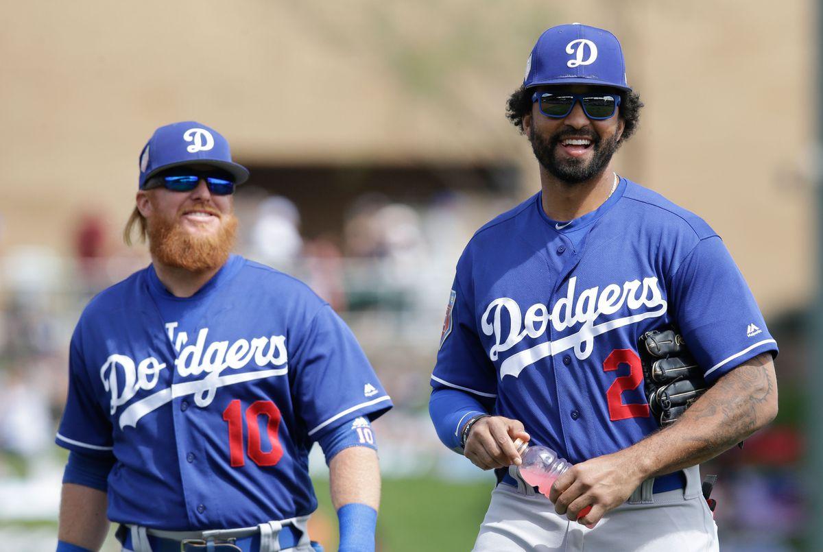 MLB: Spring Training-Los Angeles Dodgers at Arizona Diamondbacks