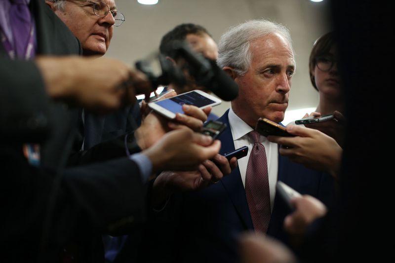 1004741762.jpg We asked 8 Republican senators if they'll investigate Trump for campaign finance violations