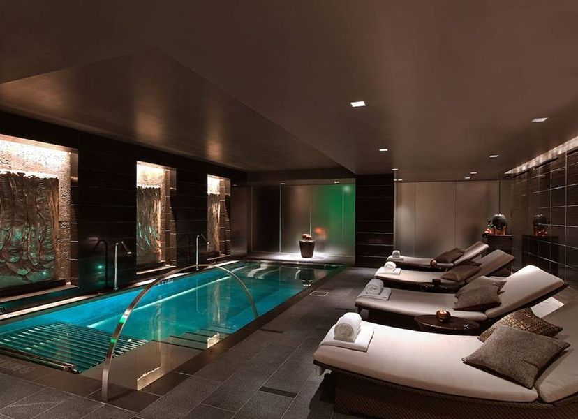 The top ten luxury spas in dallas fort worth racked dallas for 4 star salon services