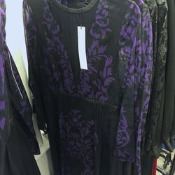 Chiffon gown, $300 (was $1,590)