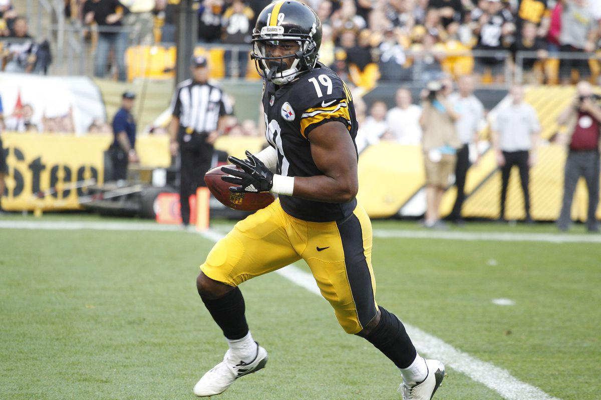 24a4174c3c4 The absence of JuJu Smith-Schuster was evident in Steelers' Week 12 win