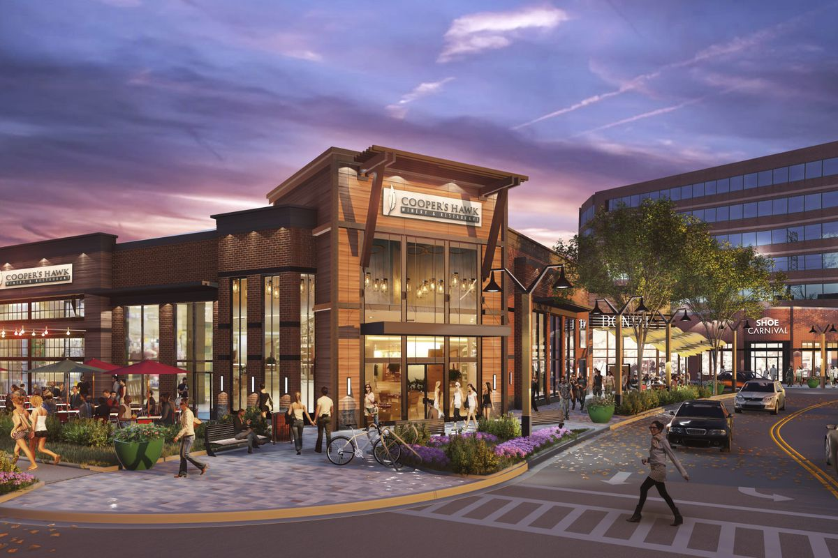 Rendering of the future RTC West