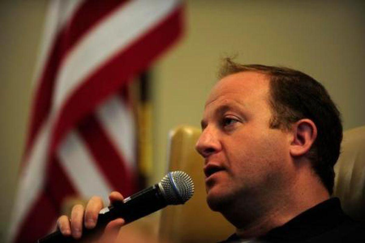 Colorado Congressman Jared Polis
