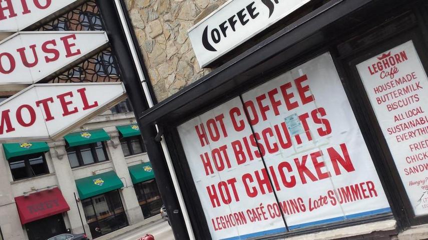 Leghorn Cafe