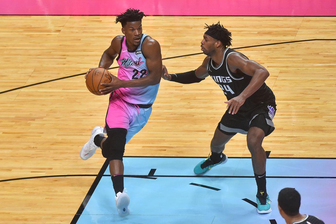 Sacramento Kings v Miami Heat