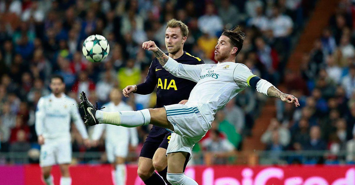 Tottenham Vs Real Madrid Live Stream
