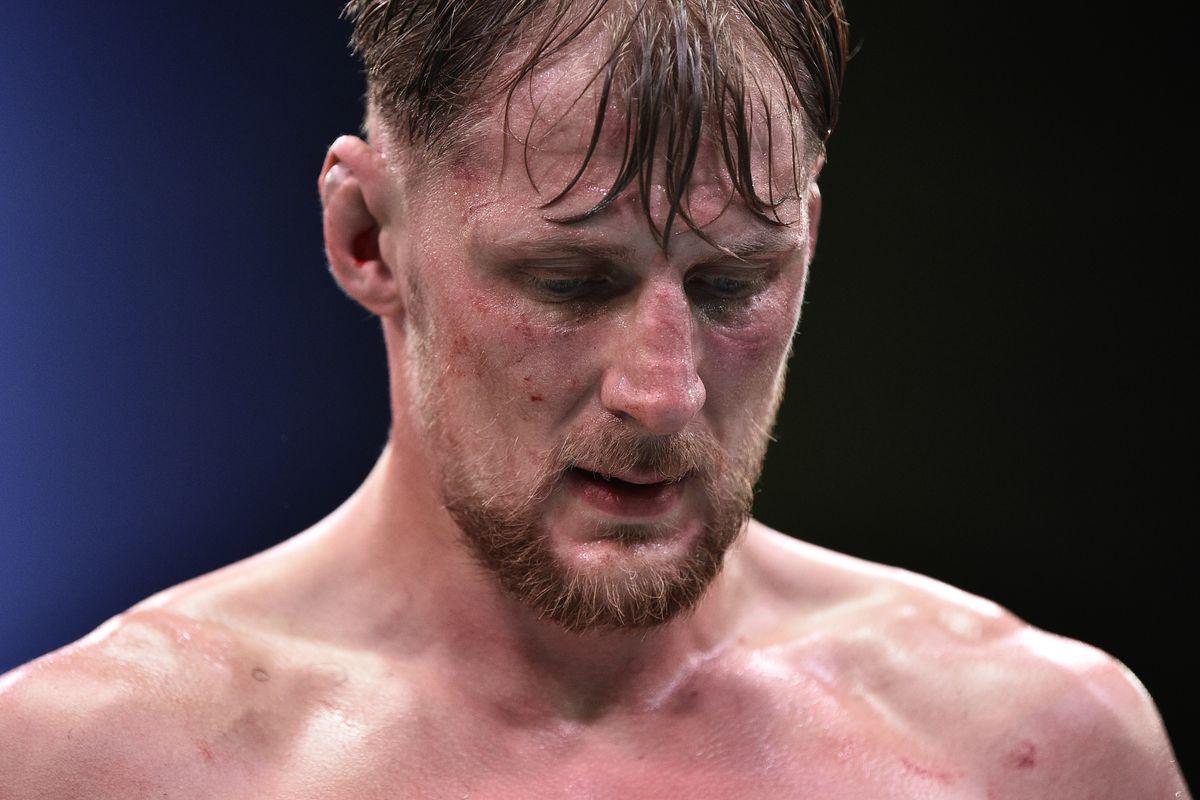 UFC Fight Night: Blaydes v Volkov
