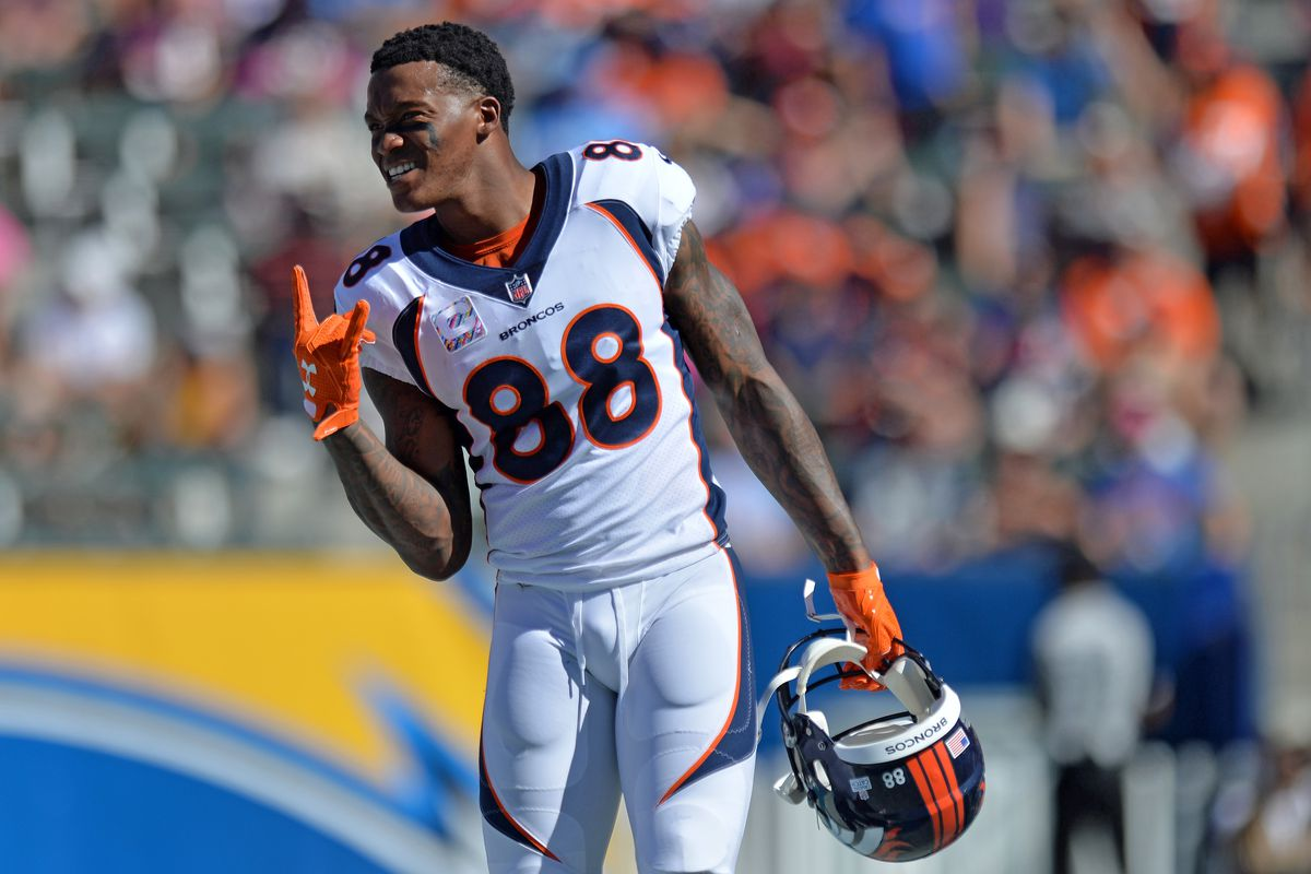 e3dfb251 Expect Demaryius Thomas to reclaim top-tier receiver status in 2018 ...