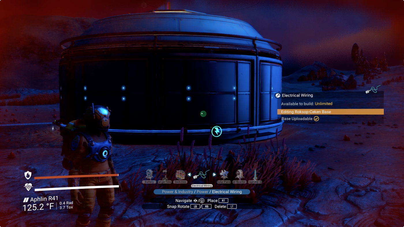 Powering your base in No Man's Sky Beyond - Polygon on