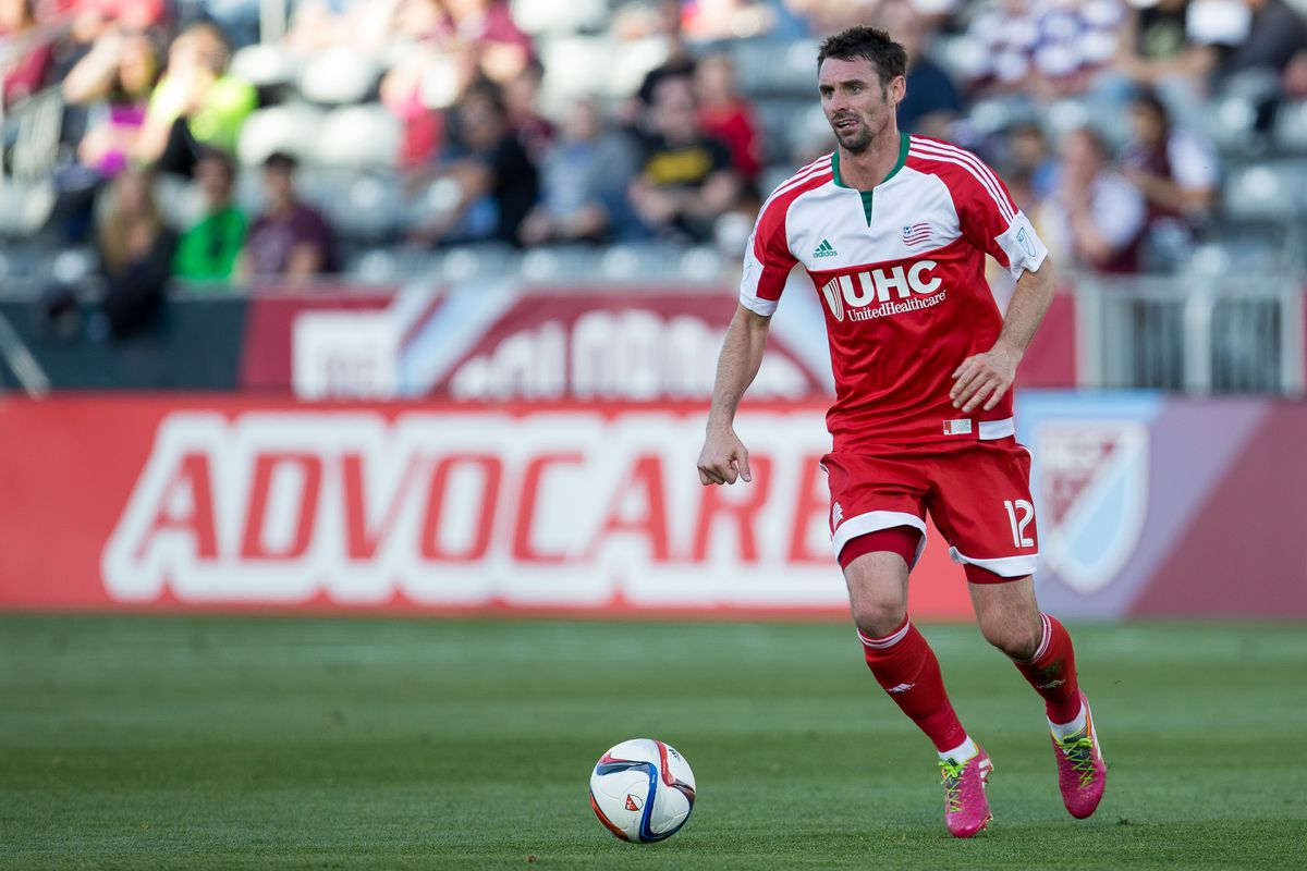 Dorman is back in his second spell with the Revs and enjoying every moment of life back in Boston.