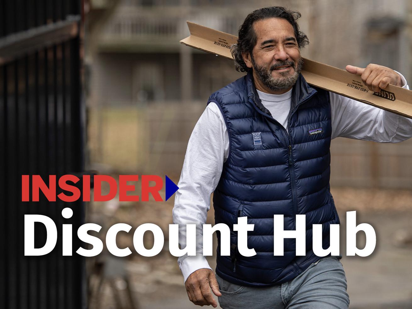 Insider Discount Hub