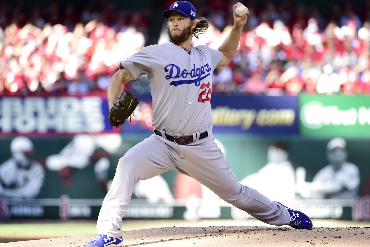 Yet more ways to illustrate how great a pitcher Clayton Kershaw is