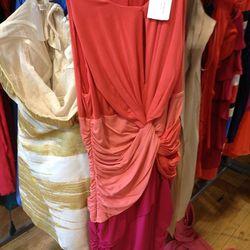 Halston Heritage Mai Tai Dress, $48