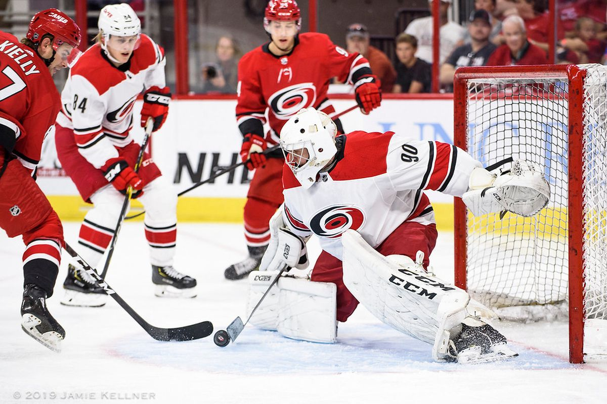 Carolina Hurricanes Announce 2019 Nashville Prospects Showcase Roster
