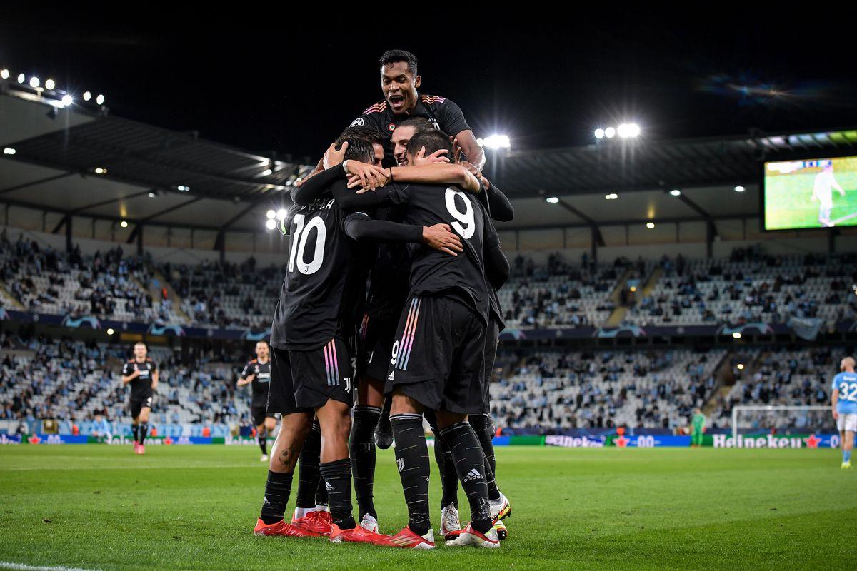 Malmo FF v Juventus: Group H - UEFA Champions League