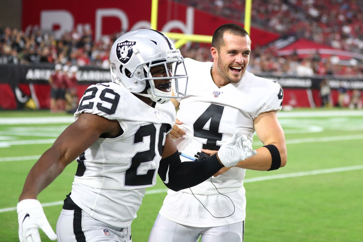 Raiders News 8/23: Lamarcus Joyner embraces leadership role with Raiders