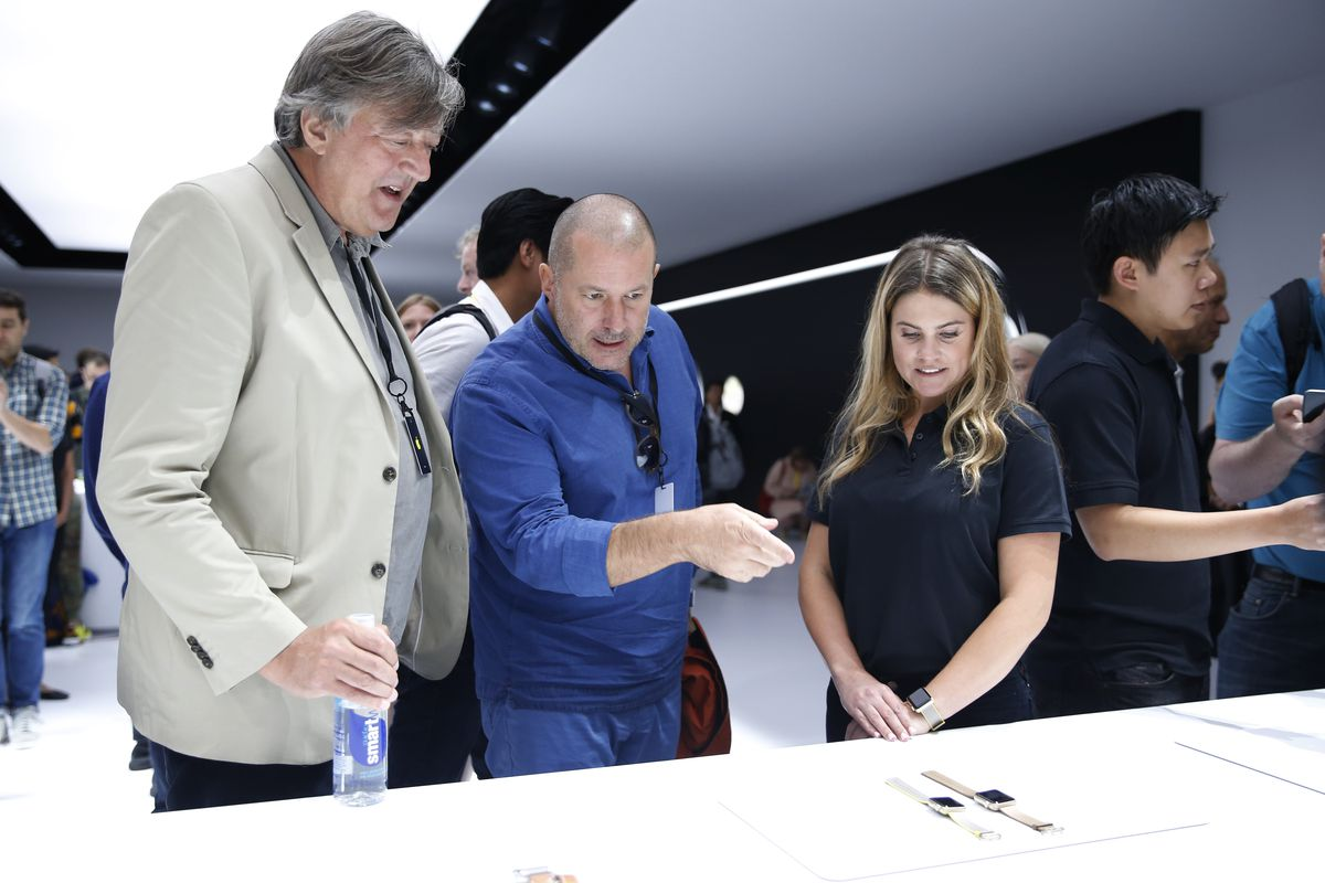 Signals from the future at Apple's event