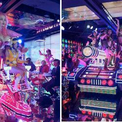 """<a href=""""http://eater.com/archives/2012/07/19/tokyos-futuristic-sexy-insane-robot-restaurant-exists.php"""">Behold the Futuristic Sexy Insane Tokyo Robot Restaurant</a>"""