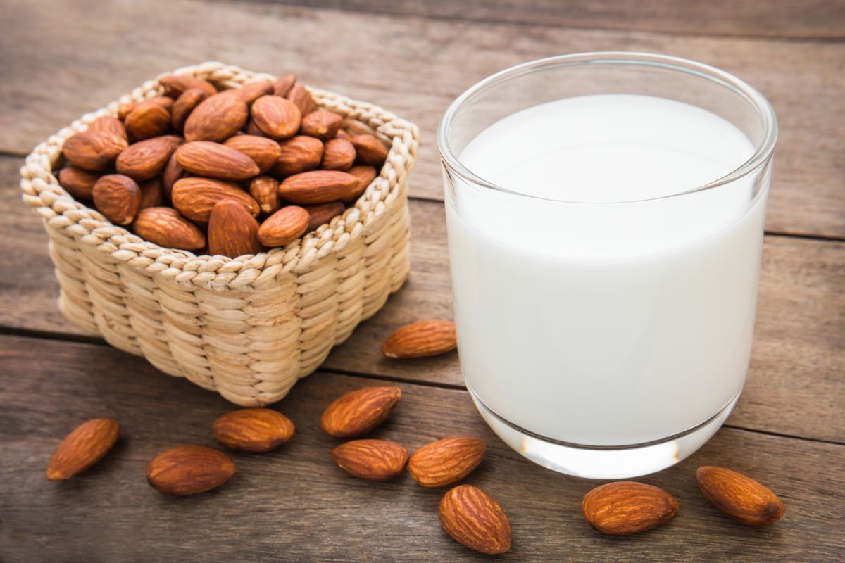 "Why dairy producers are claiming almond milk isn't ""milk"" - Vox"