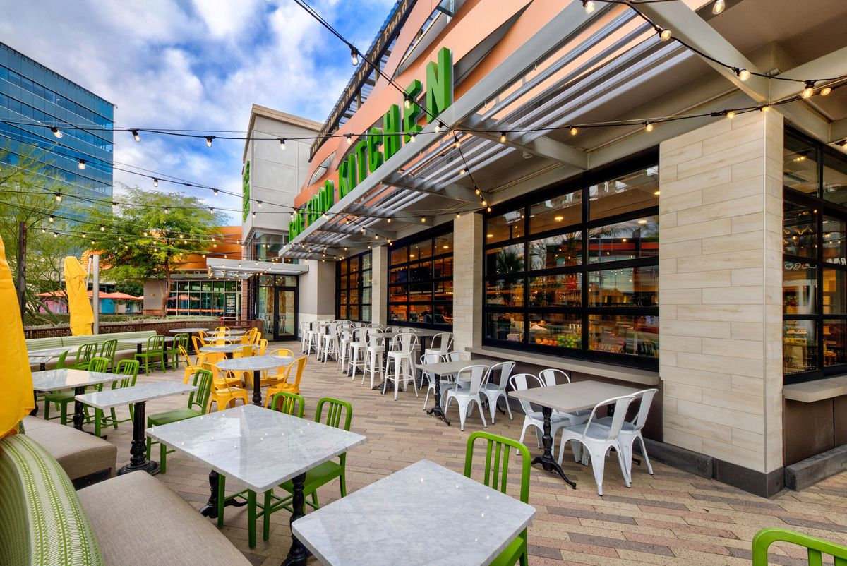 A First Look At True Food Kitchen S Tribute To Conscious Nutrition Eater Vegas