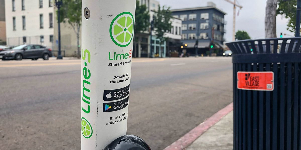Lime issues recall for a scooter model after reports that