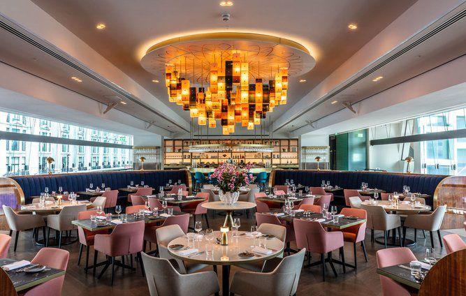 Centre Point Tottenham Court Road restaurants: Vivi