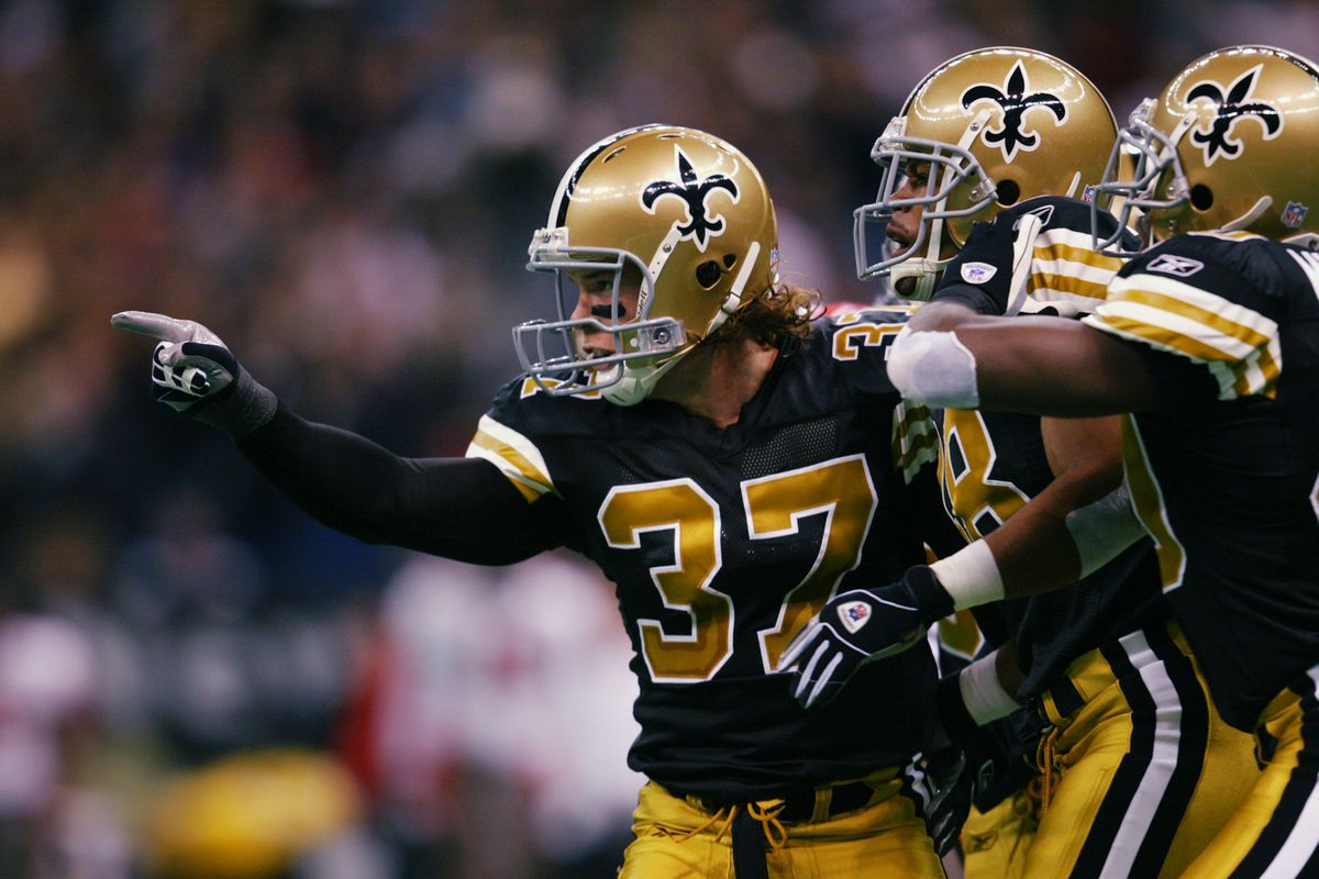 Countdown To New Orleans Saints Kickoff A History Of No 37