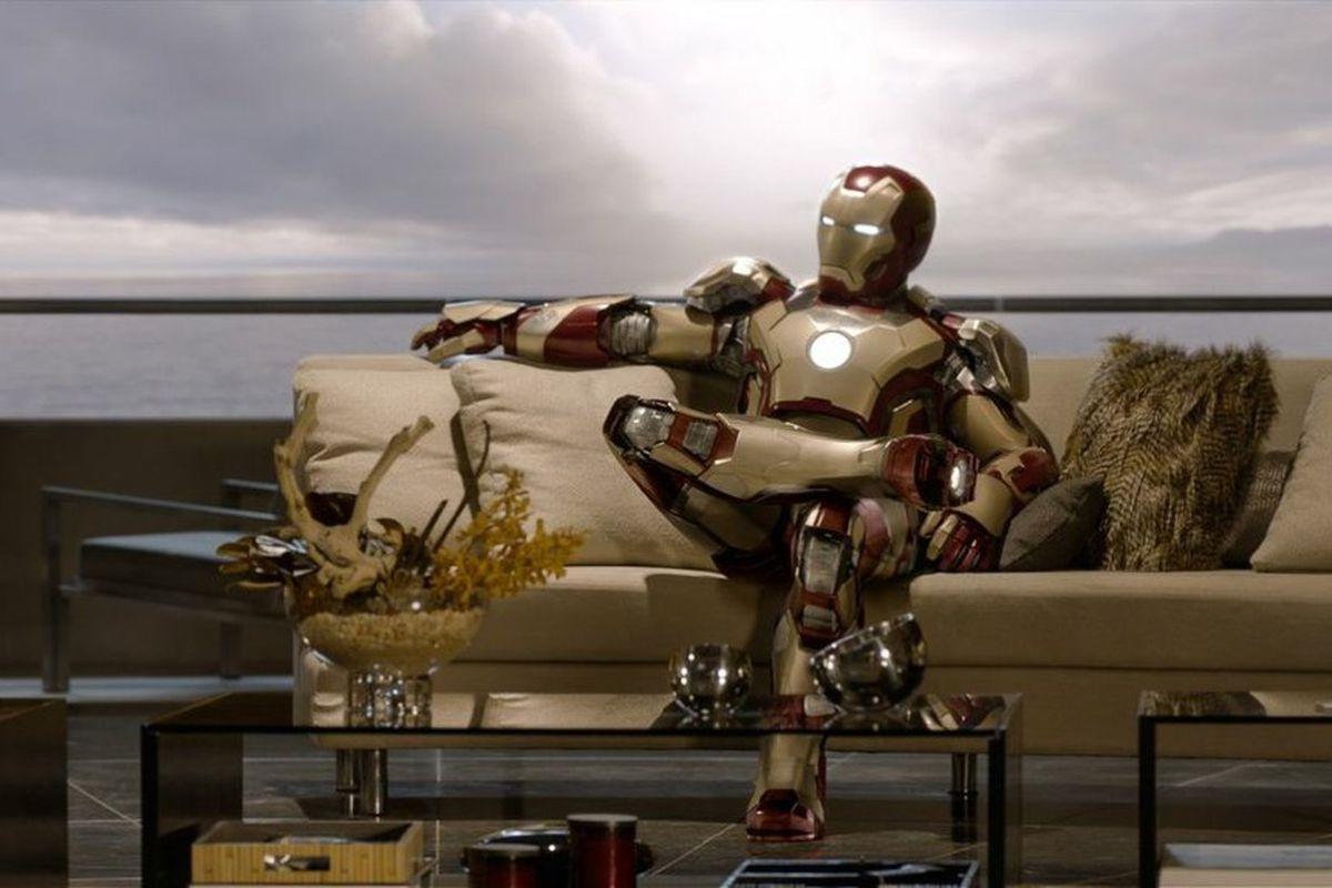 iron man 4dx