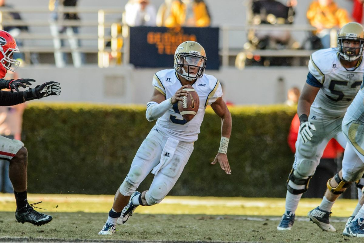 Georgia Tech Football From The Rumble Seat