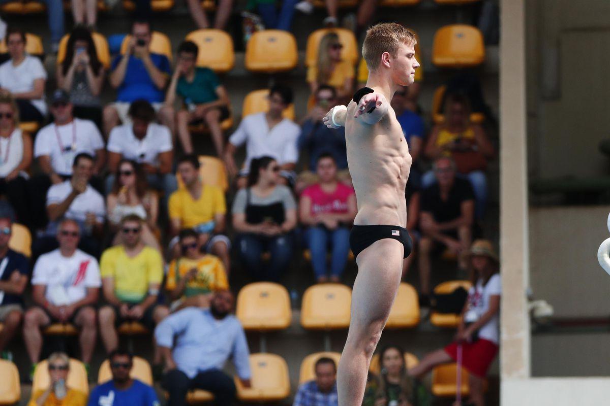 Olympics: Diving