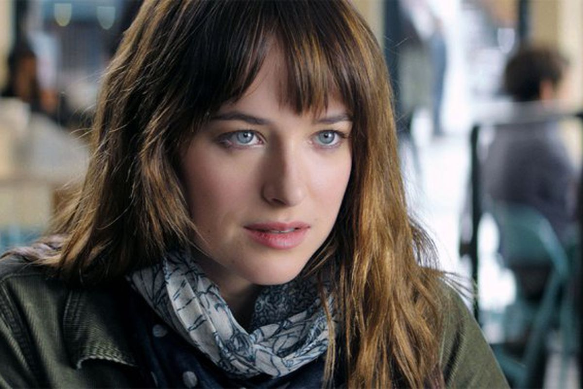 Dakota Johnson does a lot with a difficult script
