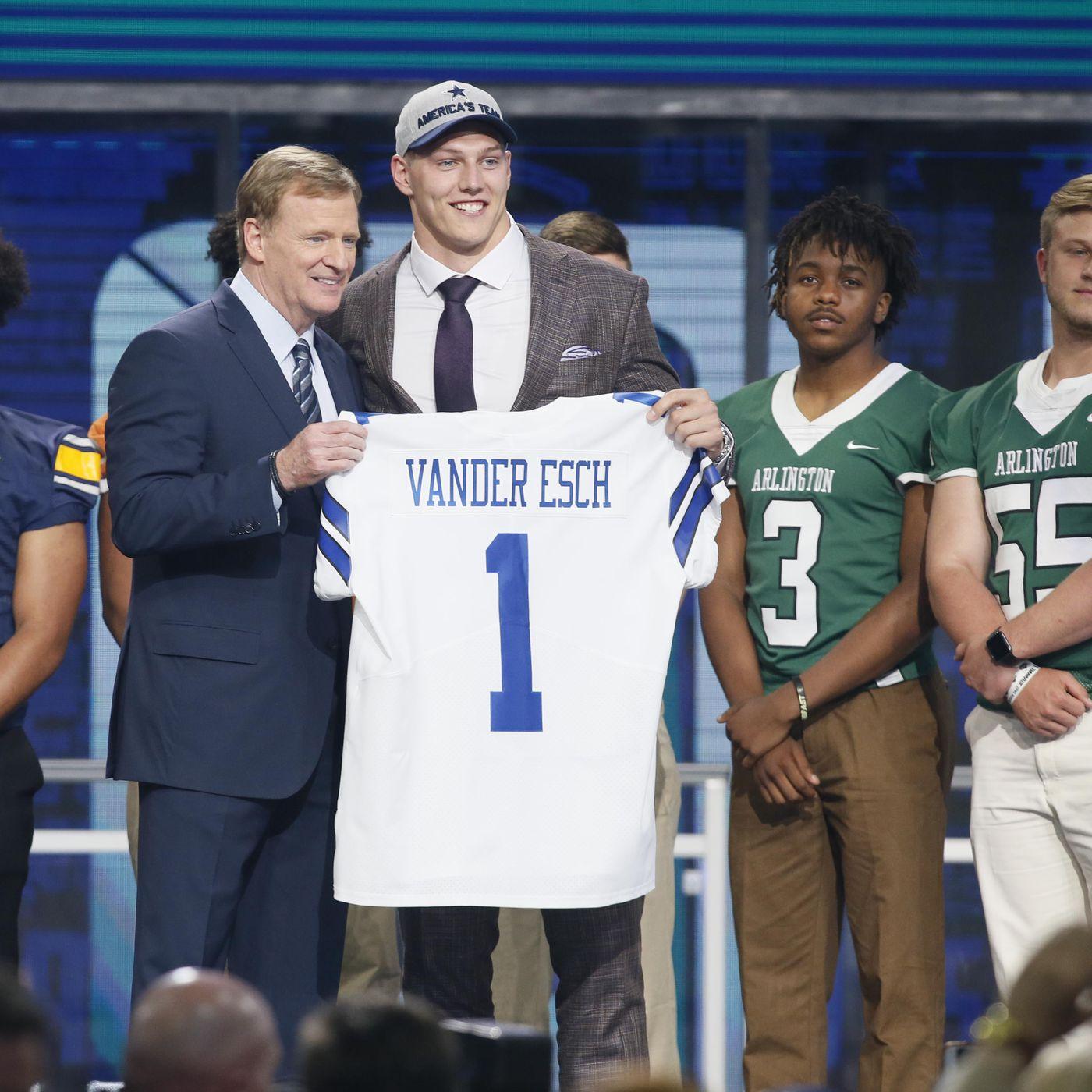 Cowboys 2018 draft  Film review of first-round pick Leighton Vander Esch b9131eb7b