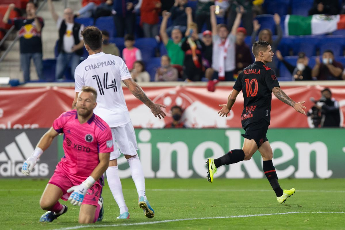 MLS: Inter Miami CF at New York Red Bulls