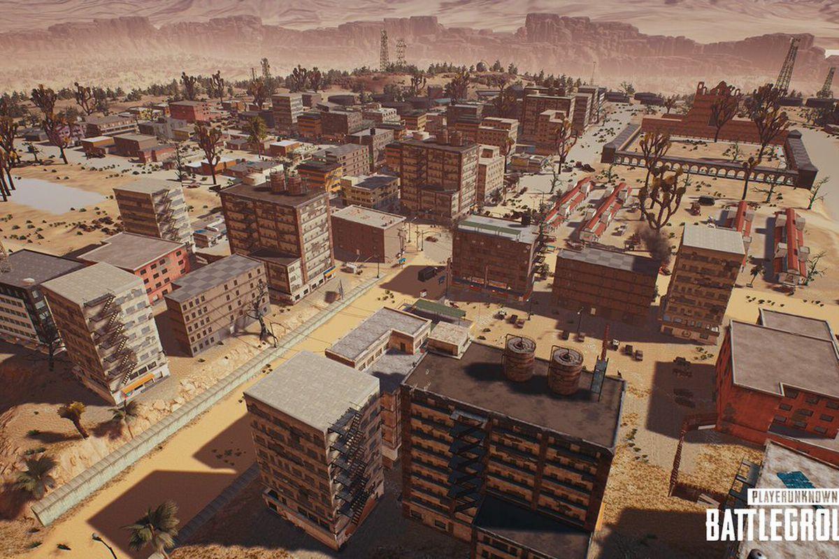 Playerunknown S Battlegrounds Newest Map: PUBG's Next Map Will Feature A Dense, Urban Jungle