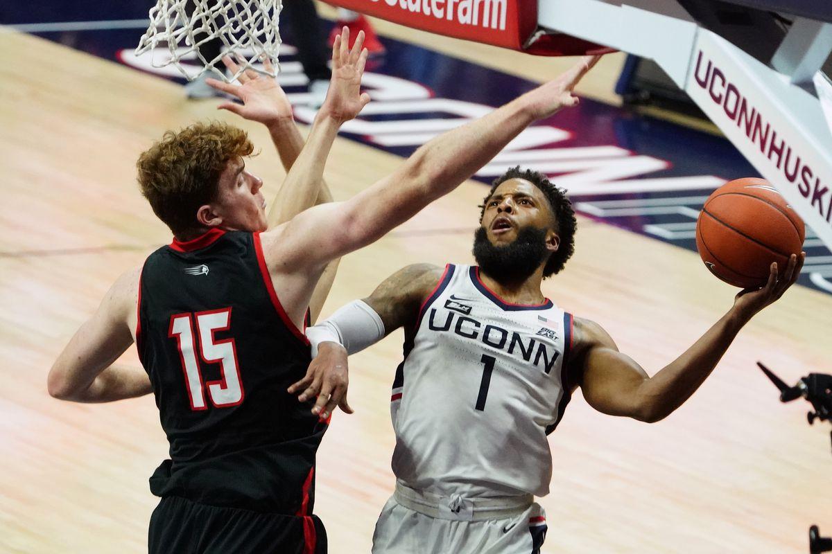 NCAA Basketball: Hartford at Connecticut