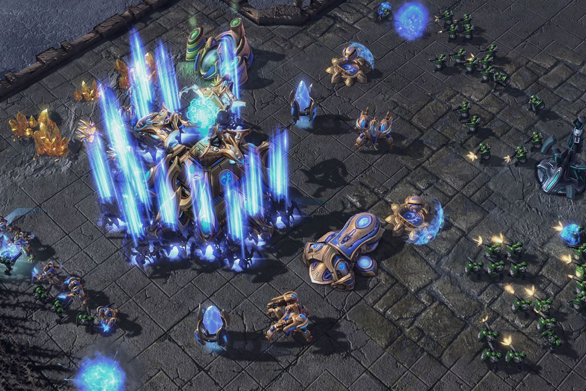 Gallery Photo: StarCraft 2: Heart of the Swarm screens