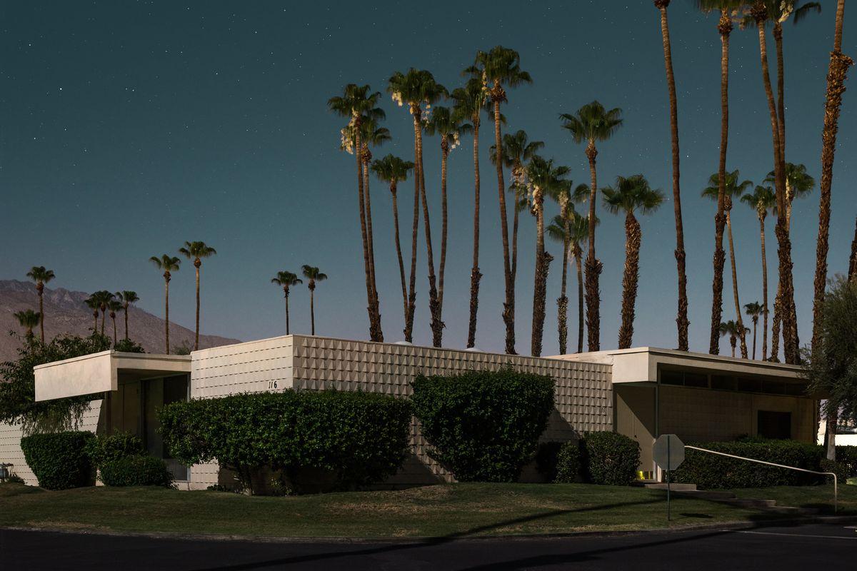 Midnight Modern Palm Springs Photos