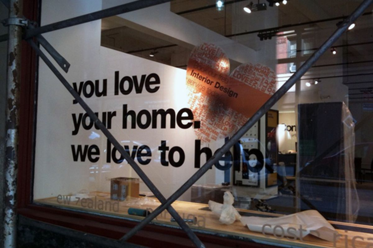 """BoConcept changes their slogan to something friendlier than """"If your home doesn't stand out, <strong>don't blame us</strong>"""""""