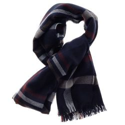 """""""Dress Scarf: I am not referring to the big wooly scarf that your mother used to wrap around you five times before you went out in the snow. I'm talking about a thin scarf made out of quality fabric that is light and worn loose around the neck.  Sometimes"""