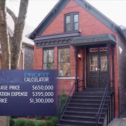 A rehabbed property at 2123 W. Thomas   HGTV