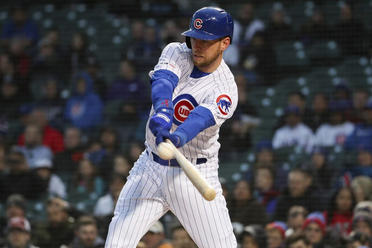 newest abcba 1a857 Cubs roster moves: Ben Zobrist activated, David Bote ...