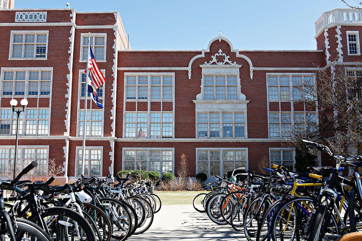 Denver's East High School