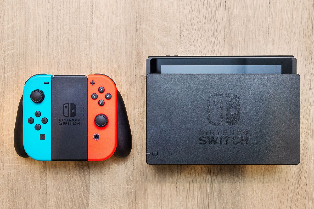 switch becomes fastest selling console in us history according to nintendo polygon. Black Bedroom Furniture Sets. Home Design Ideas