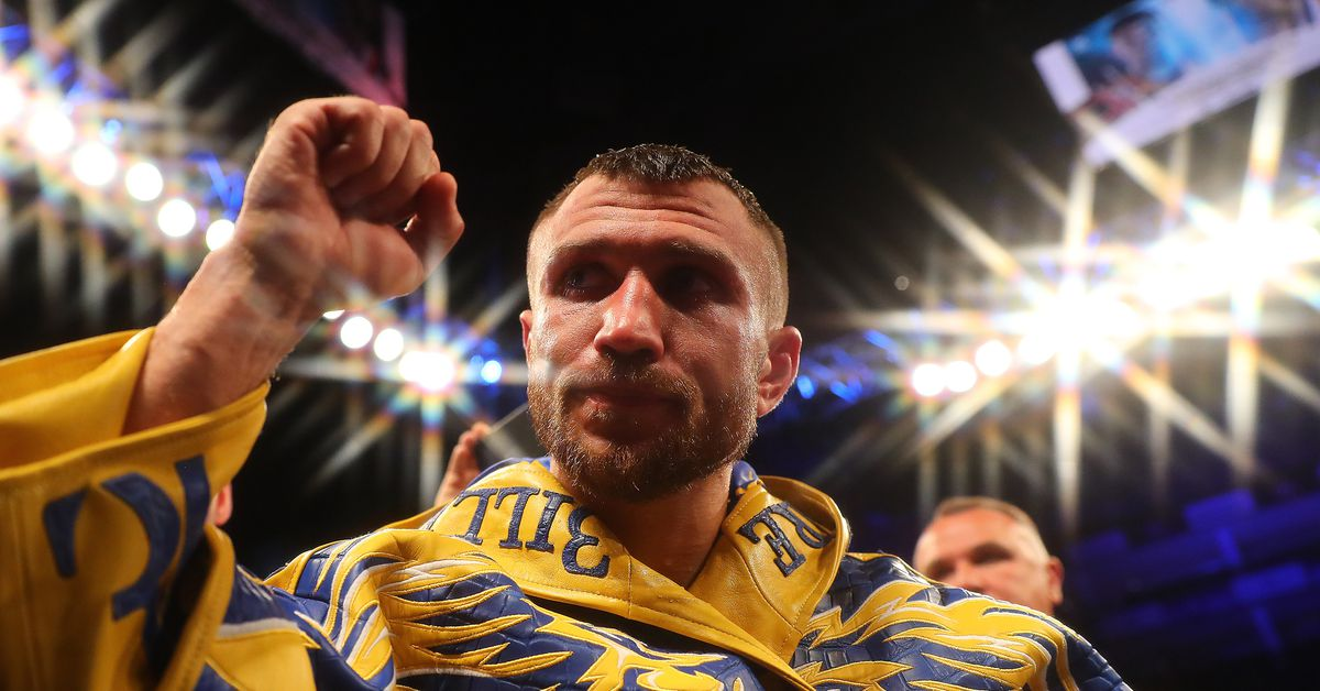Photo of Preview: Vasiliy Lomachenko vs Teofimo Lopez, the most anticipated boxing fight of the year   Scott Christ